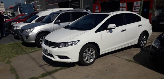 Honda Civic 1.8 Exs At 140cv 2016