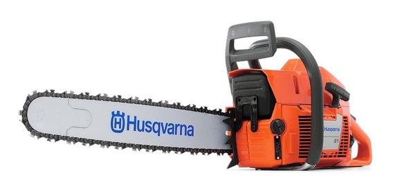 Motosierra Husqvarna 61 61.5cc/2.9hp Barra 18 /45