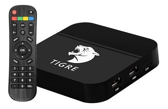 Smart Aparelho Tigre - Completo 4k Ultra Hd