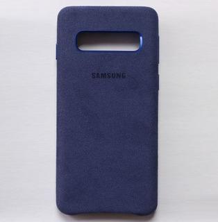 Capa Case Original Samsung Galaxy S10 Plus Alcantara S10+