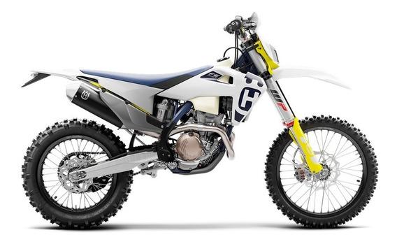 Husqvarna Fe 350 2020 No Ktm 350 Exc-f - Palermo Bikes