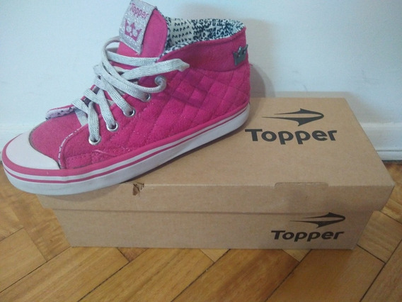 Zapatillas Bota Topper