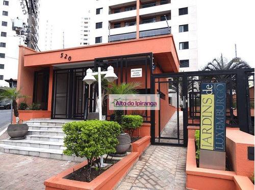Imagem 1 de 14 de Cobertura Com 4 Dormitórios À Venda, 127 M²  - Vila Das Mercês - São Paulo/sp - Co0039