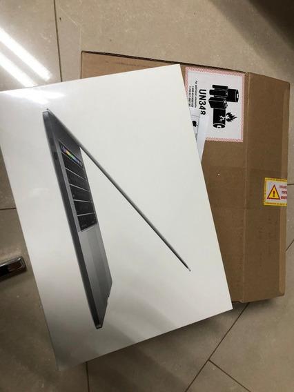 Macbook 15 Touch Bar I7 16gb 1t Ssd Lacrado 2017