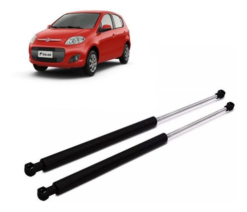 Kit X2 Amortiguadores Porton Baul Trasero Fiat Palio Desde 2012