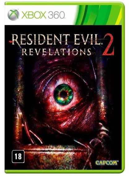 Jogo Resident Evil Revelations 2 Xbox 360
