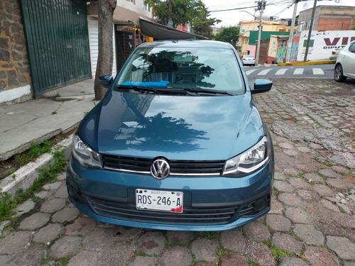 Imagen 1 de 4 de Volkswagen Gol 2018 1.6 Trendline Mt 5 P