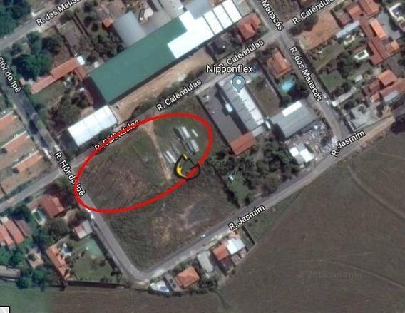Área Industrial À Venda, Jardim Boa Vista, Hortolândia. - Ar0005