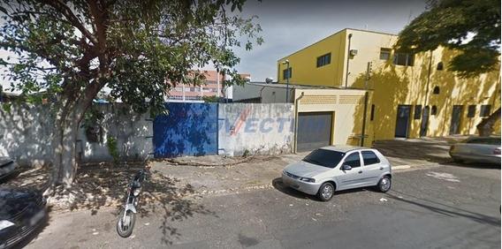 Terreno Para Aluguel Em São Bernardo - Te263576