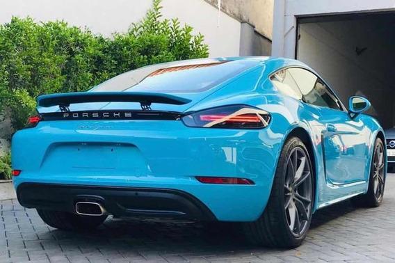 Porsche 718 Cayman 2019 2.0 2p