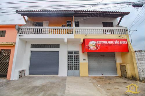 Imagem 1 de 5 de Salão No Bairro Centro Em Peruíbe - Lcc-3728