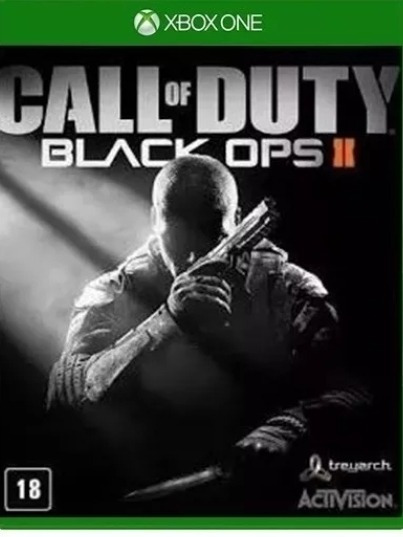 Call Of Duty: Black Ops 2 + Brinde - Xbox One