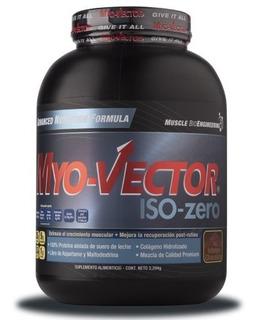 Proteina Myovector Iso Zero 5 Lbs Todos Los Sabores Oferta!