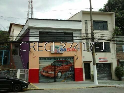 Imagem 1 de 15 de São 3 Imóveis No Mesmo Lote, - 647 M² De Ac Os 3 Por R$ 2.650.000,00 - Sumaré - São Paulo/sp - Ca0851