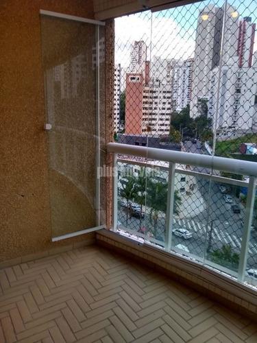 Apartamento Com Living Estendido 2 Dormitórios 1 Suite 2 Vagas No Panamby! - Pp13392