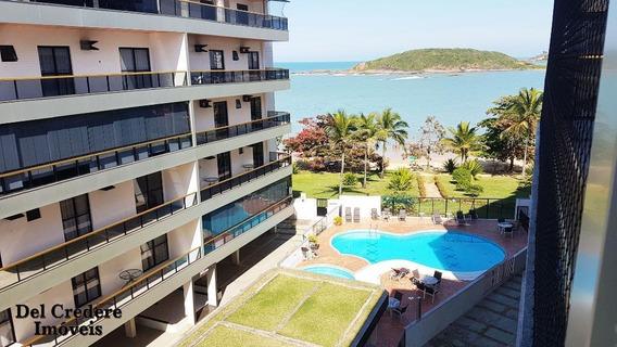 Apartamento Em Enseada Azul, Guarapari/es De 120m² 3 Quartos Para Locação R$ 800,00/dia - Ap315651
