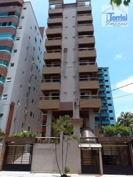 Apartamento Em Praia Grande, 02 Dormitórios, Guilhermina, Ap-2417 - Ap2417