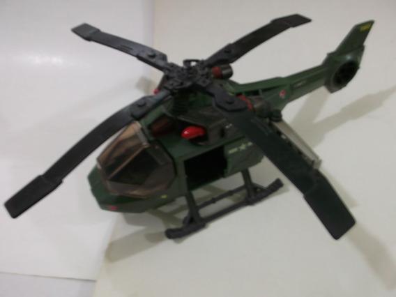L - 340 Helicóptero De Guerra Para Comandos Em Ação
