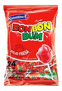 Bon Bon Bum Chupetas