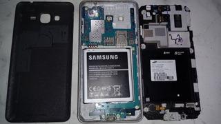 Lote De Peças Samsung Sm-530h Reposição Placa Defeituosa
