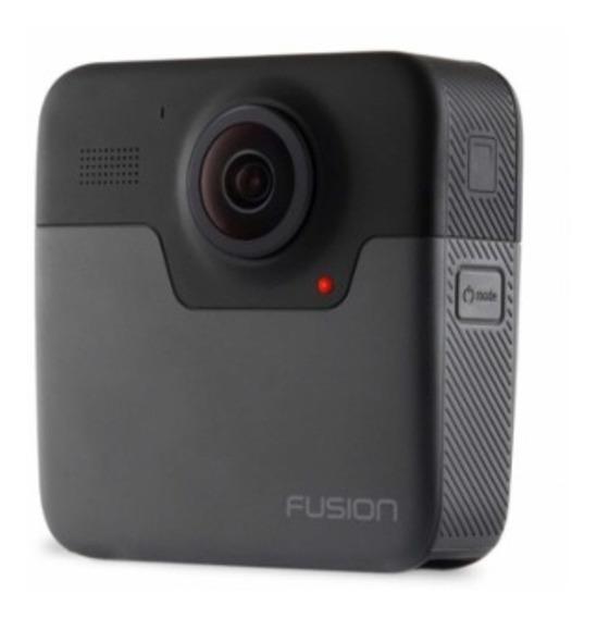 Gopro Fusion - Foto Panoramica E Vídeo Em 360