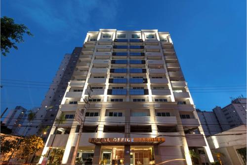 Sala Comercial Para Venda, Jardim Paulista, São Paulo - Sa2384. - Sa2384-inc