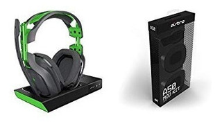 Astro Gaming - A50 Wireless Gaming Headset Dolby - Negro Ver