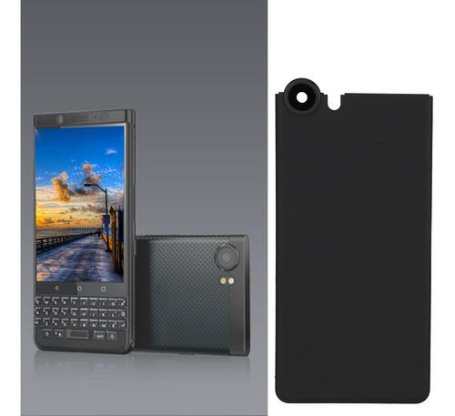 Imagen 1 de 9 de Para Blackberry Keyone Teléfono Móvil Tapa De La Batería Cel