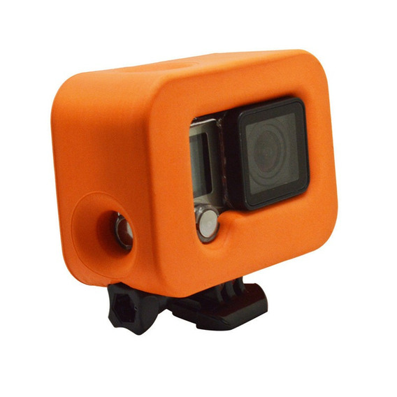Boia Caixa Ou Float Box Gopro Hero3, 4, 5 E 6