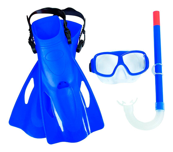Bestway Kit De Buceo Sure Swim 25019