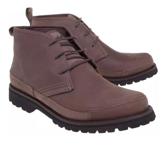 Bota Timberland Ek Leather Chukka - Com Nota Fiscal
