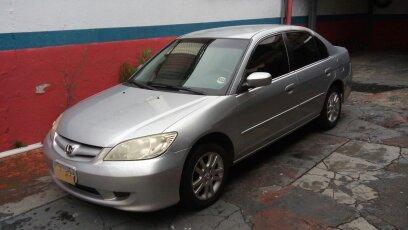 Honda Civic Lx 1.7 Completo