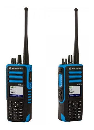 Imagen 1 de 1 de Rádio Motorola Dgp 8550 Ex Is