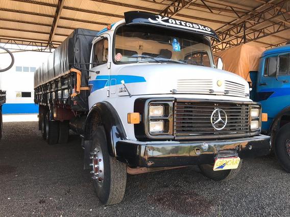 Mb L 1513 Truck Graneleiro