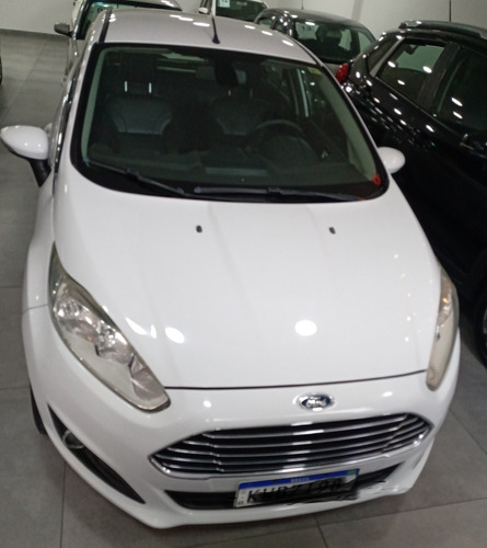 Imagem 1 de 3 de Ford Fiesta 2014 1.6 16v Titanium Flex 5p