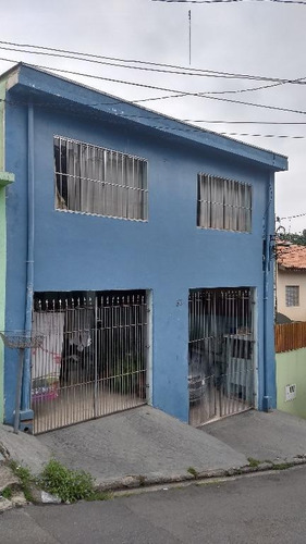 Sobrado À Venda, 3 Quartos, 2 Vagas, Parque Casa De Pedra - São Paulo/sp - 241