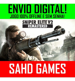 Sniper Elite V2 Remastered Pc +1 Jogo