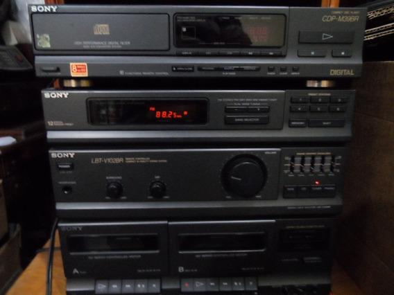 Sony Stereo Sisten Compacto Hi Fidd Lbt-v102 Linda Peç Rardd