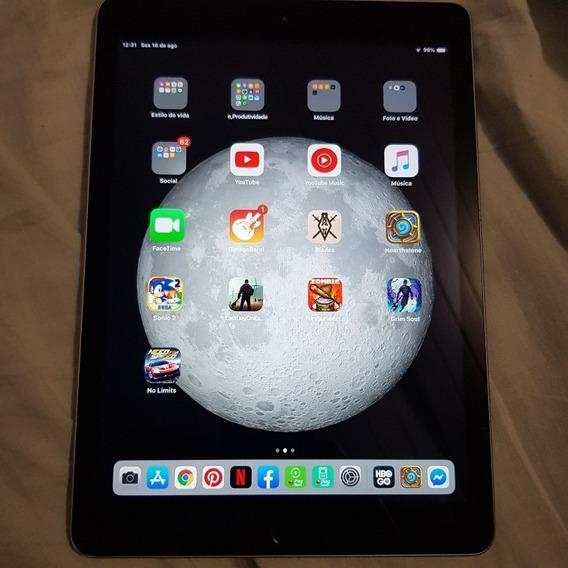 iPad 2017 9.7 Polegadas 32 Gb Com Caixa E Carregador Origina