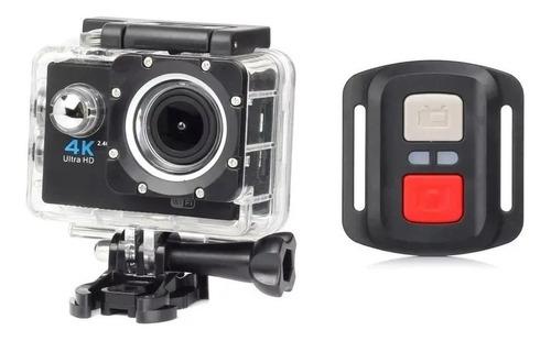Action Cam Câmera Sports Ultra Hd Wi-fi 4k Com Controle