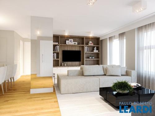 Imagem 1 de 7 de Apartamento - Itaim Bibi  - Sp - 584553