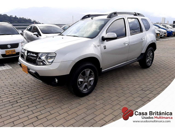 Renault Duster Dynamique Mecánica 4x2 Gasolina