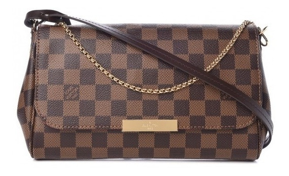 Pochette Clutch Favorite Louis Vuitton Italiana 3 Cores