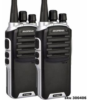 Radio Telefono Baofeng Bf-888s Plus Walkie Talkie Uhf X2 W01