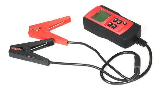 Teste Analisador De Bateria De Carro Digital Diagnóstico 12v
