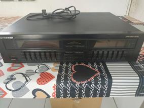 Equalizador Pioneer Gr-555 Funcionando Perfeitamente