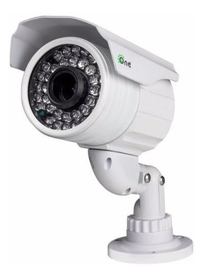 Câmera De Segurança One 40 Metros Varifocal 2.8 A 12mm