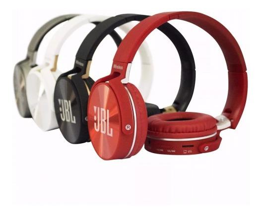 Fone De Ouvido Sem Fio Jbl Metal Headphones Wireless