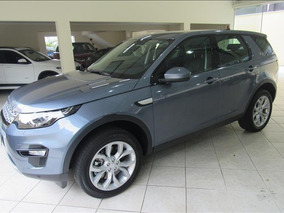 Land Rover Discovery Sport 2.0 Hse 16v Diesel 4p Automatico