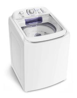 Lavadora De Roupas Automática Electrolux 13kg Branca 127v